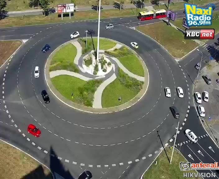 Kružni tok Novi Beograd